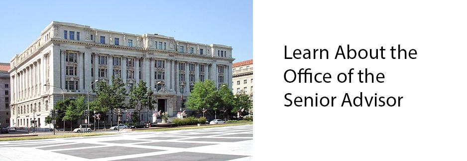 Image of Wilson Building for Office of the Senior Advisor